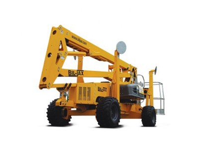 45′ Towable/Driveable Boom Lift