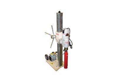 Core Rig Floor Machine w/ Vacuum